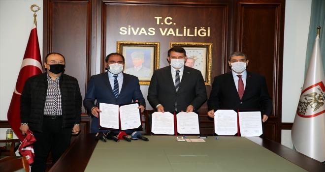 Sivasspor Kulübü, Yeni 4 Eylül Stadyumu'nu kiraladı