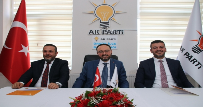 Ürgüp Belediye Başkanı Aktürk'ten