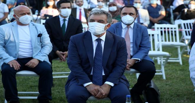 11. Cumhurbaşkanı Abdullah Gül AGÜ mezuniyet töreninde konuştu: