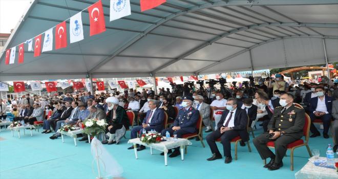 62. Uluslararası Akşehir Nasreddin Hoca Şenlikleri'nin resmi açılış töreni yapıldı