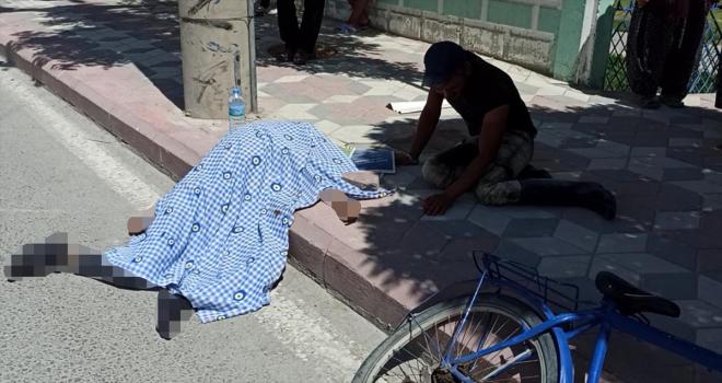 Aksaray'da elektrik direğine çarpan motosikletin sürücüsü yaşamını yitirdi