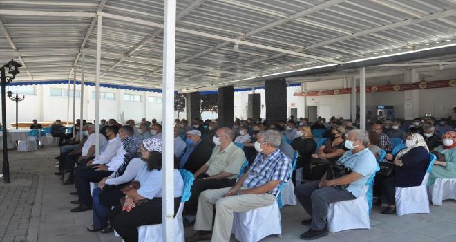 Akşehir Esnaf Kooperatifinde, Başkan Birol Abit güven tazeledi