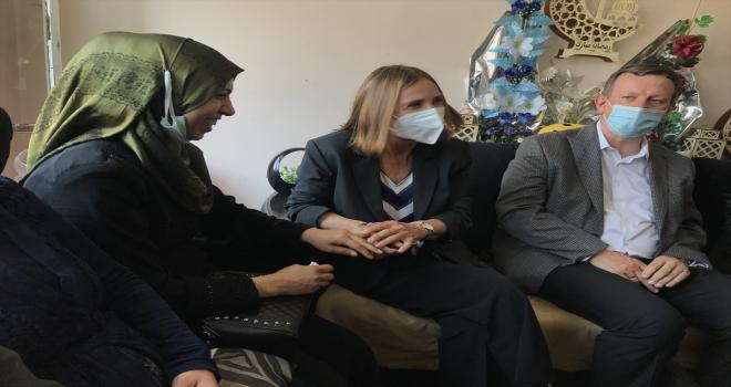 Almanya Büyükelçiliği Ekonomik İş Birliği ve Kalkınma Müsteşarı Sülzen, Konya'da kadın girişimcilerle buluştu