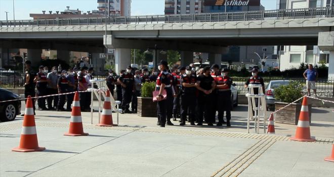 Antalya'da tefecilik operasyonunda yakalanan 17 şüpheli tutuklandı