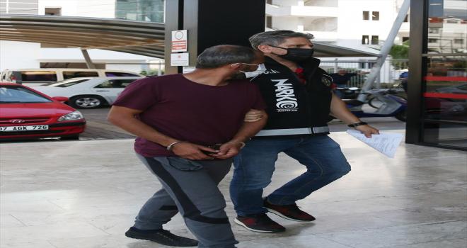 Antalya ve Gaziantep'te uyuşturucu operasyonu: 10 gözaltı