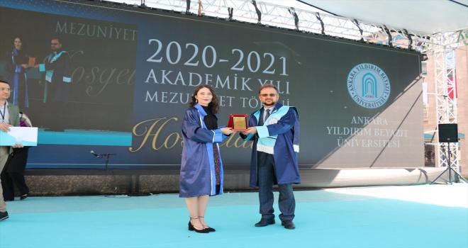AYBÜ Teknik Bilimler Meslek Yüksekokulunda mezuniyet töreni düzenlendi