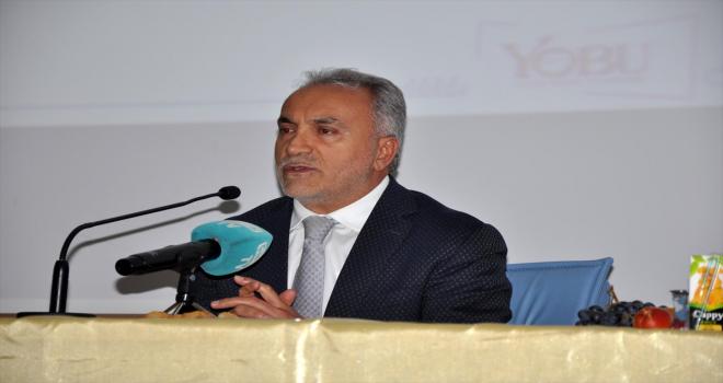 Bozok Üniversitesi Rektörü Karadağ, Veteriner Fakültesiyle ilgili bilgilendirme toplantısı düzenledi