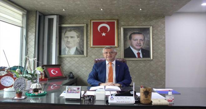 Eskişehir'de Odunpazarı Belediye Meclisinin