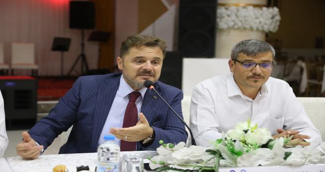 Etkinlik-Sen Genel Başkanı Özandaç, korsan organizasyonlarla mücadele çağrısı yaptı