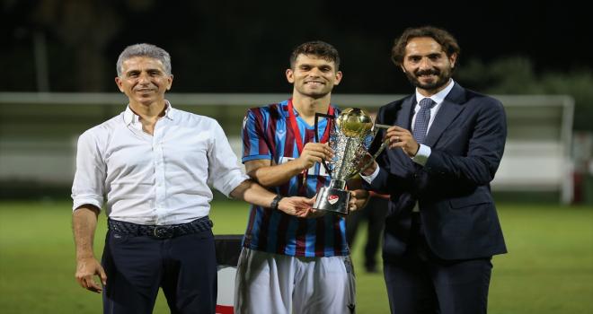 Futbol: Süper Lig 19 Yaş Altı Gelişim Ligi finali