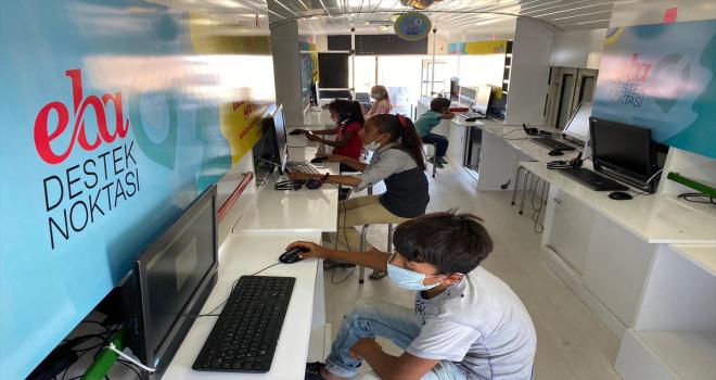 Kahramankazan'da EBABÜS öğrencileri öğretmenleriyle buluşturdu