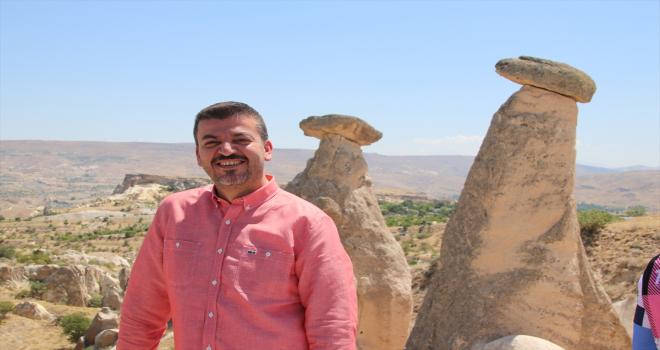 Kapadokya bayram tatiline hazır