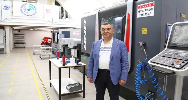 Kayseri Model Fabrika, bölgedeki sanayi işletmelerinin verimliliğini artırıyor