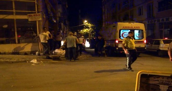 Kırıkkale'de akrabalar arasındaki kavgada 2 kişi silahla yaralandı