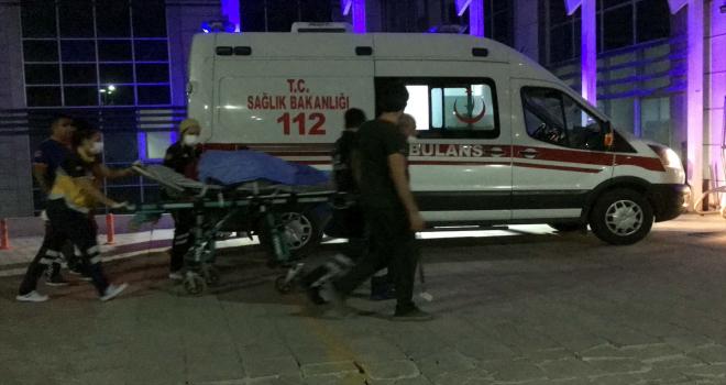 Kırıkkale'de yedikleri mantardan zehirlenen 8 kişi hastaneye kaldırıldı