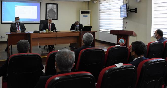 Kırşehir'de 188 proje yatırım programlarında yer aldı