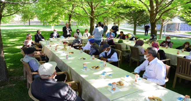 Kırşehir'de Kurban Bayramı kutlanıyor