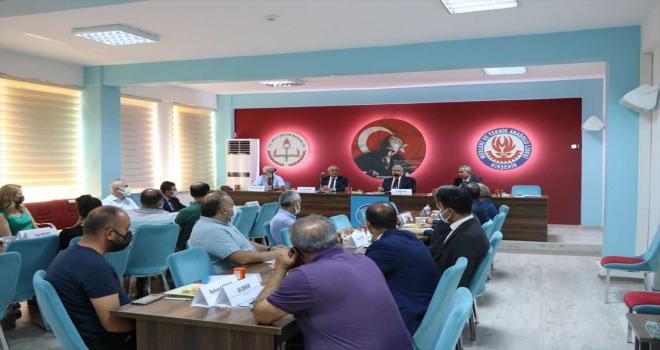 Kırşehir'in eğitim durumu toplantıda değerlendirildi
