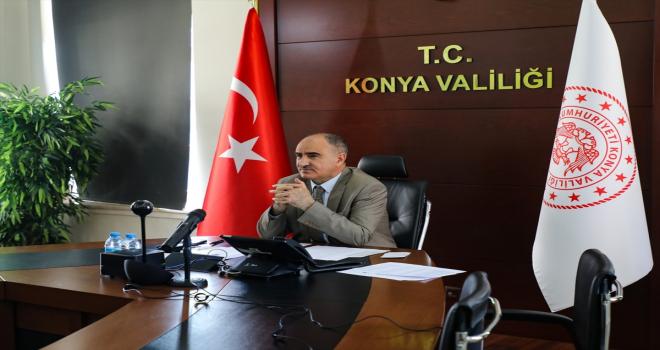 Konya Valisi Vahdettin Özkan: