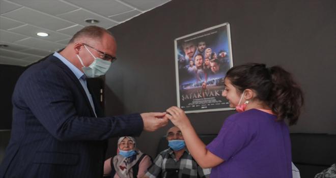 Şafak Vakti filmi Sivas'ta izleyiciyle buluştu