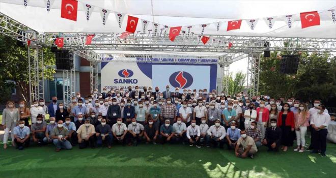 SANKO Holding'den 10 ila 40 yıl arasında çalışanlarına