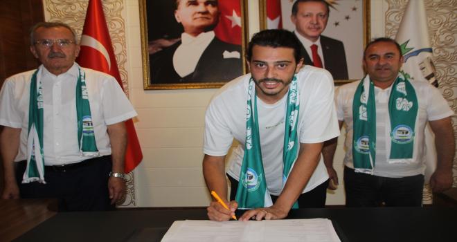 Serik Belediyespor Sezer Yıldırım'ı transfer etti