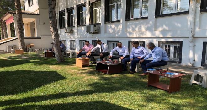 Seydişehir'de bayramlaşma programı