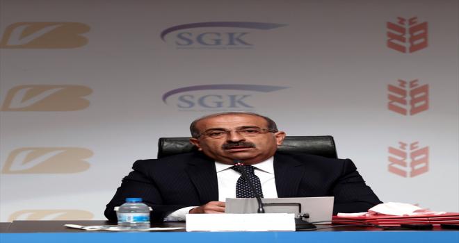 SGK ile 3 banka arasında, emekli olabilecek sigortalılara yönelik