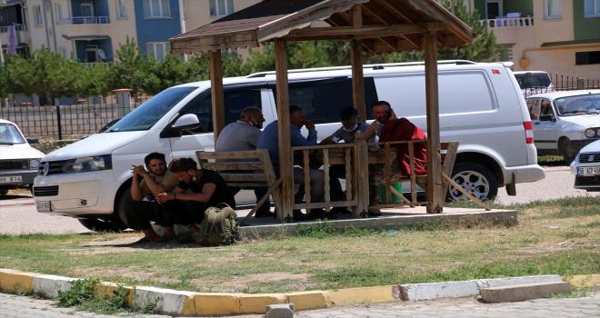 Sivas'ta elektrik akımına kapılan kişi öldü