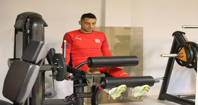 Sivasspor, yeni sezon hazırlıklarını sürdürdü