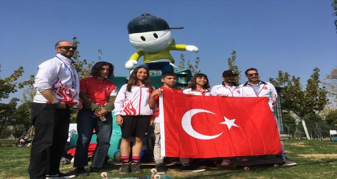 Sokaktaki adrenalin tutkusu kaykay, Türkiye'de tesisleşiyor