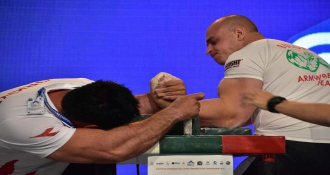Meram Belediyespor'dan Türkiye şampiyonasında altın madalya