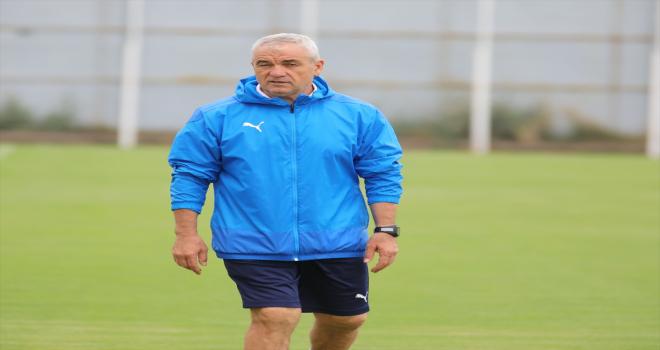 Sivasspor, Dinamo Batum maçı hazırlıklarını sürdürdü