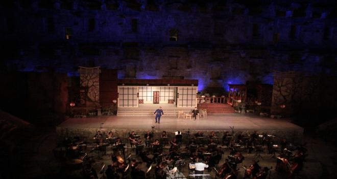 28. Uluslararası Aspendos Opera ve Bale Festivali'nde