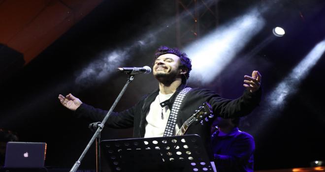 49. Uluslararası Ürgüp Bağ Bozumu ve Balon Festivali konserlerle devam etti
