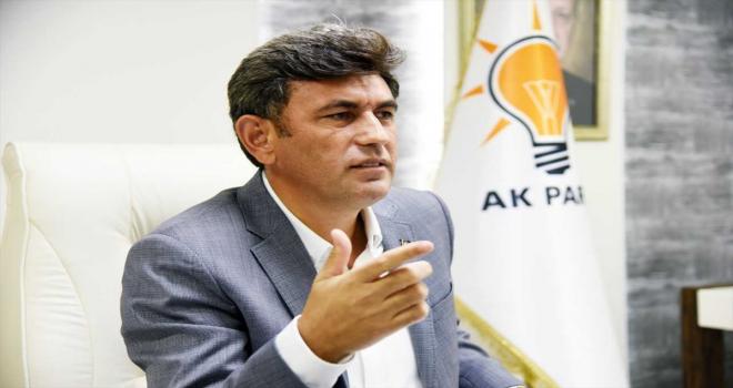 AK Parti'li Çalışkan'dan kaynak suyunun sağlıksız koşullarda satıldığı iddiasıyla ilgili suç duyurusu