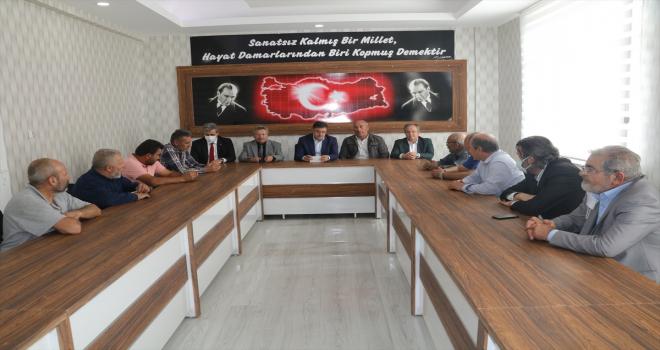 AK Parti Yozgat Milletvekili Başer'den TOKİ konutlarının okul sorununun çözüldüğü müjdesi