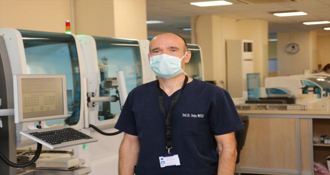 Akdeniz Üniversitesi Kovid-19 Laboratuvar Sorumlusu Prof. Dr. Derya Mutlu'dan aşı açıklaması: