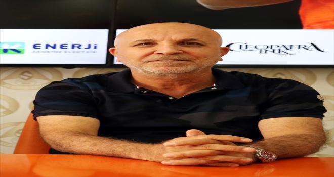 Alanyaspor Başkanı Hasan Çavuşoğlu değişimden umutlu: