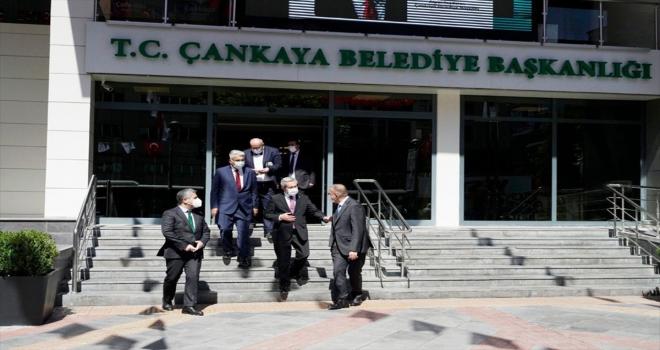 Ankara Üniversitesi'nde yüz yüze eğitim hazırlıkları devam ediyor