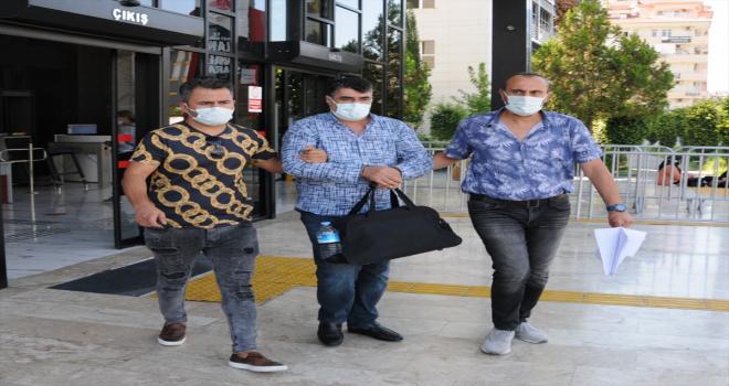 Antalya'da firari hükümlü yakalandı