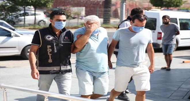 Antalya'daki sahte para operasyonunda gözaltına alınan 3 kişi serbest bırakıldı