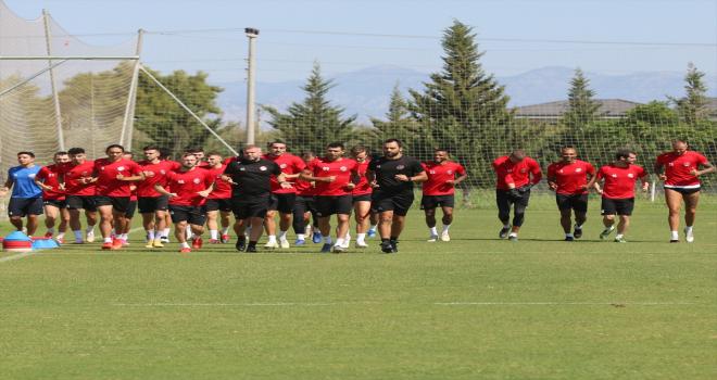 Antalyaspor, Gaziantep maçına hazır