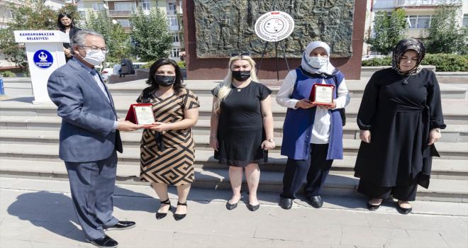 Kahramankazan'da Ahilik Haftası kutlandı