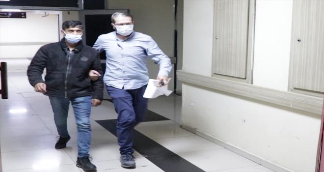 Kayseri'de bir kişi tartıştığı kayınbiraderini tabancayla yaraladı
