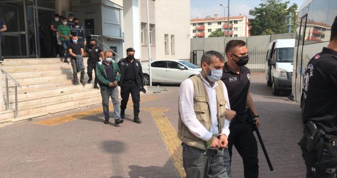 Kayseri'de farklı suçlardan aranan 18 şüpheli şafak operasyonuyla yakalandı