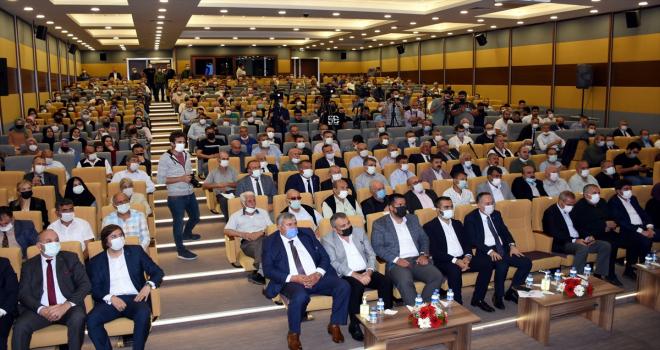 Kırıkkale Belediye Başkanı Saygılı, 20 yatırımın tanıtımını yaptı