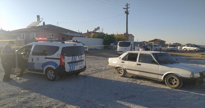Konya'da iki aile arasında silahlı kavga: 1 ölü, 3 yaralı