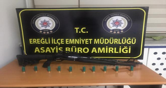 Konya'da silahlı kavga: 4 yaralı