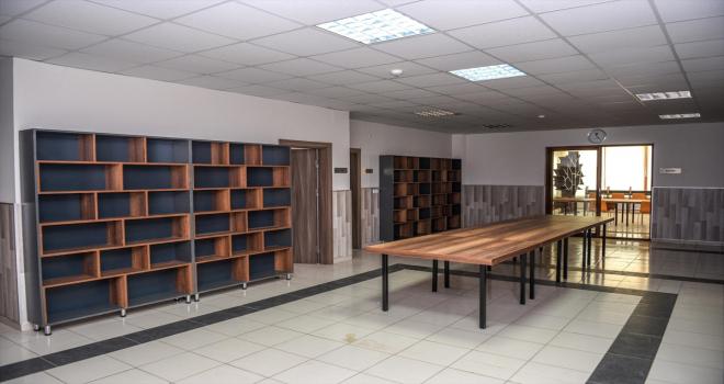 Osman Gazi Kütüphanesi, 15 Eylül'de kitapseverlerle buluşacak